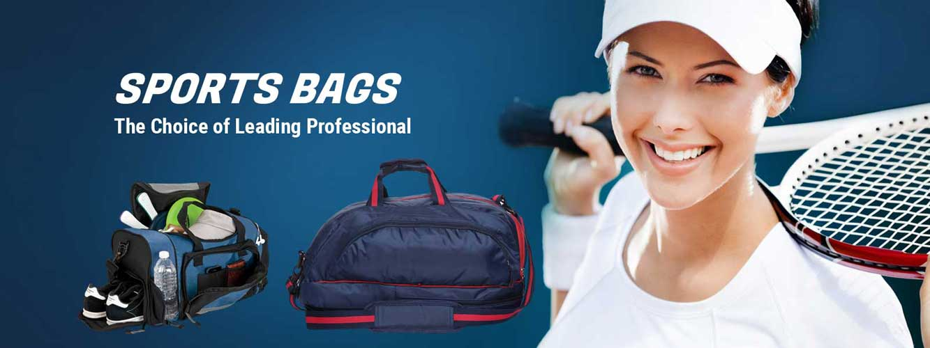Gag Wears Sports Bags