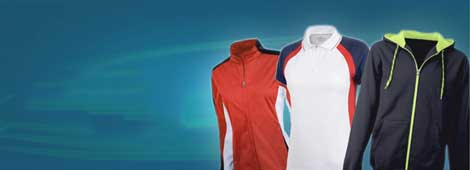 Sports Clothing Suppliers in South America
