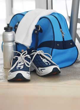 Sports Bags Suppliers in India
