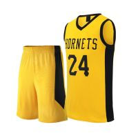 Basketball Jersey Design Manufacturers in Spain