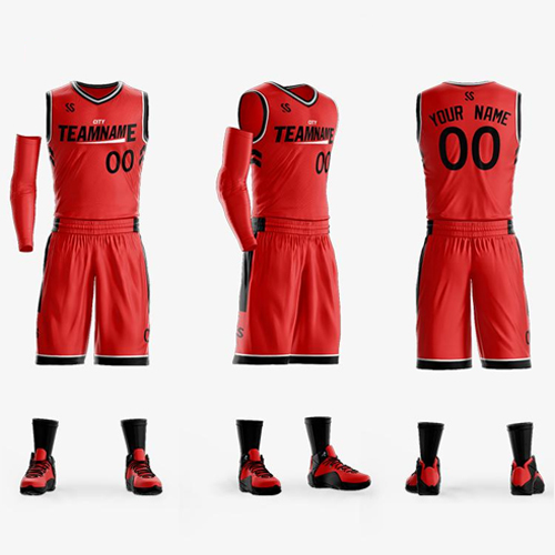 Basketball Team Uniforms Manufacturers in Srinagar