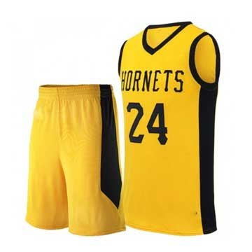 Custom Basketball Uniform Surat