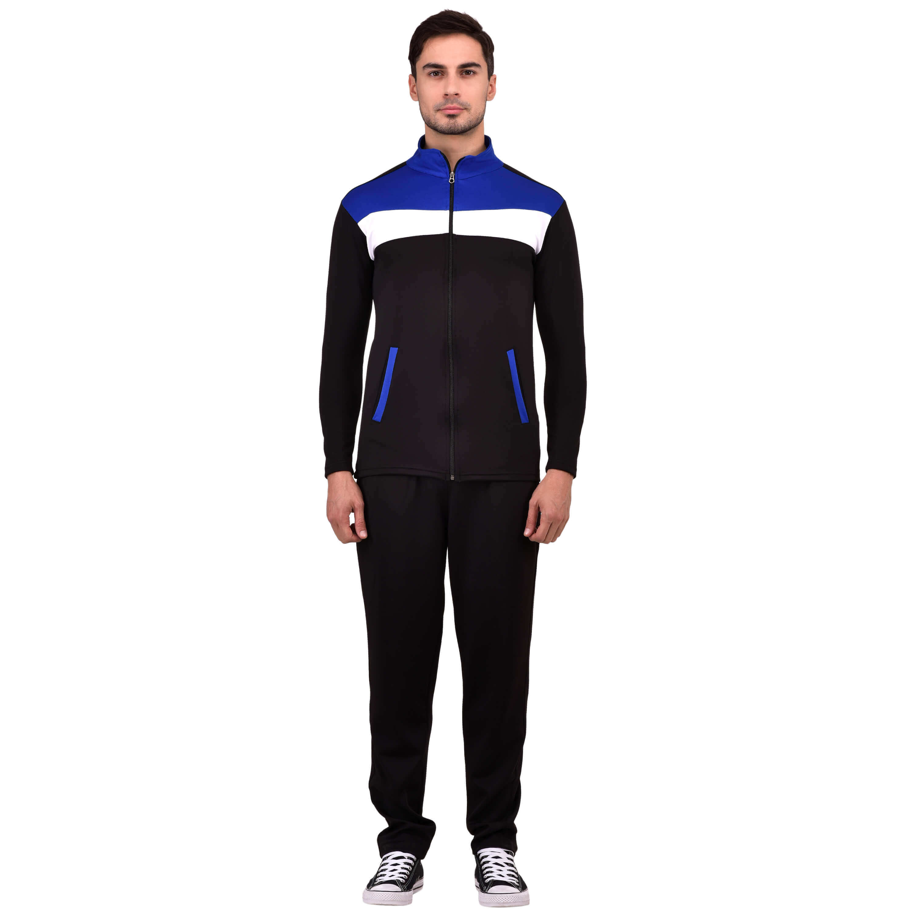 Black Tracksuit Manufacturers in Solapur