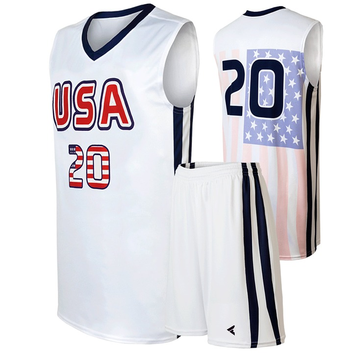 Custom Basketball Uniforms Manufacturers in Angola