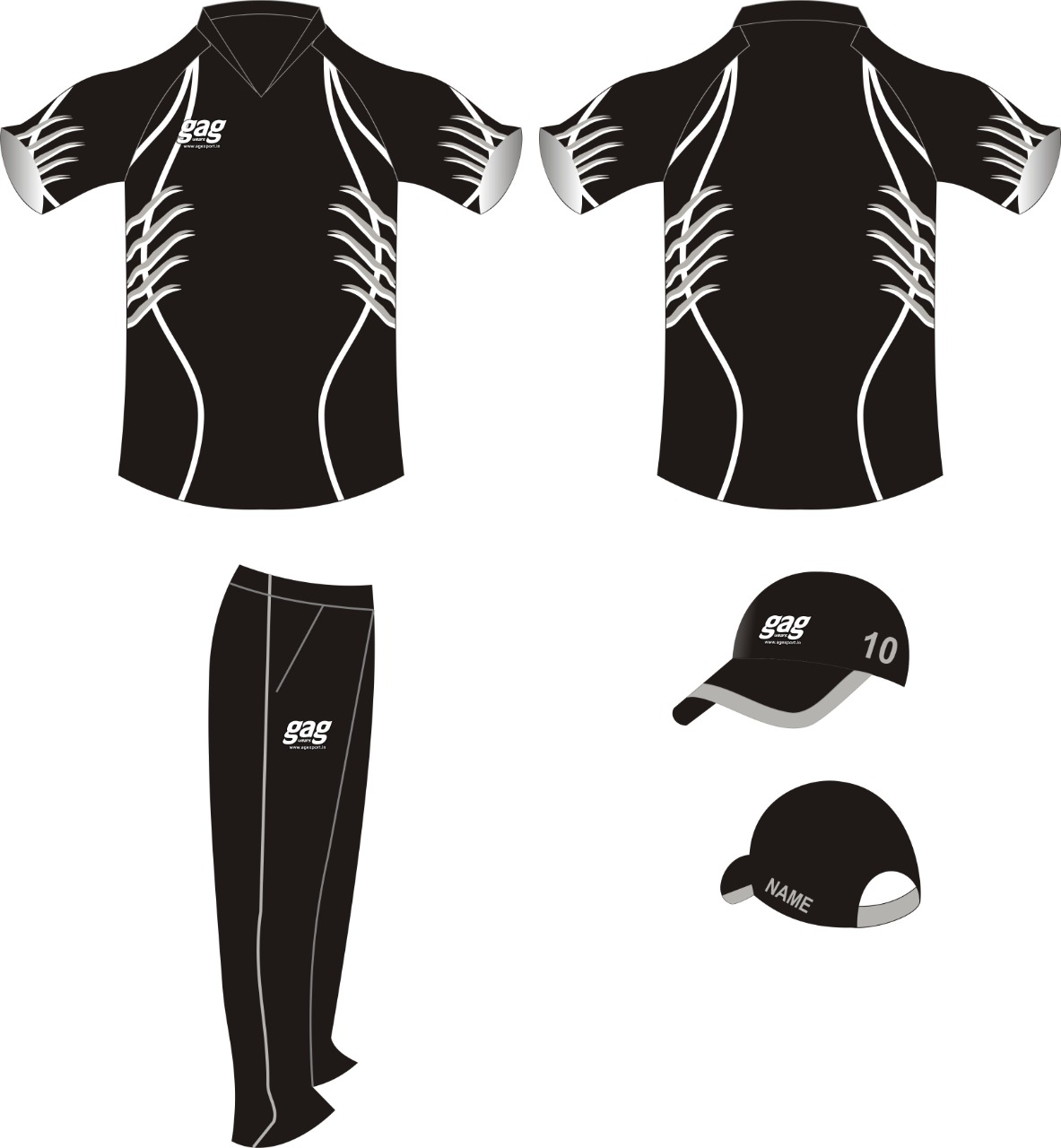 Custom Cricket Jerseys Manufacturers in Jalandhar in Argentina