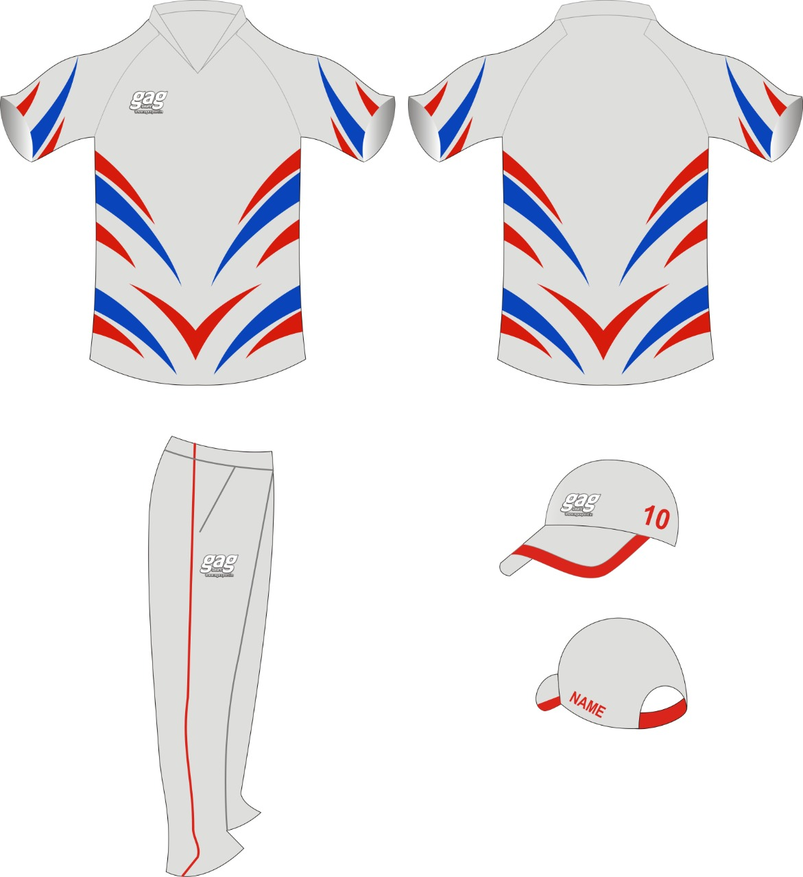 Custom Cricket Shirt Manufacturers in Jalandhar in South Korea