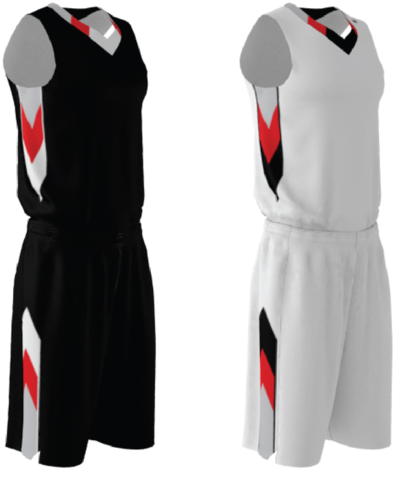 Custom Reversible Basketball Jerseys Manufacturers in Surat