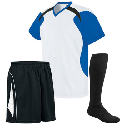 Custom Soccer Uniforms Manufacturers in Peru