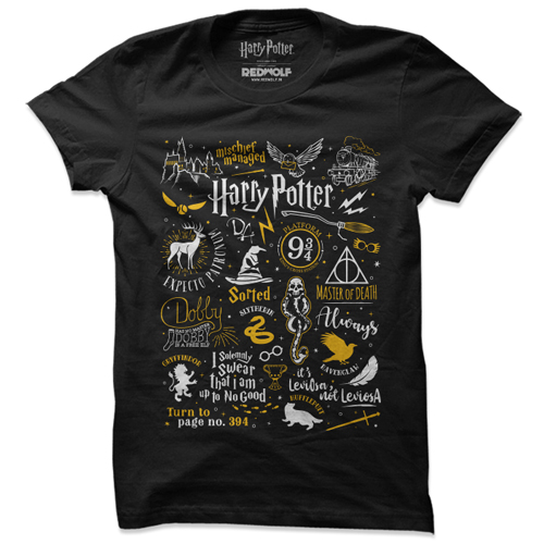 Harry Potter T Shirt Manufacturers in Thailand