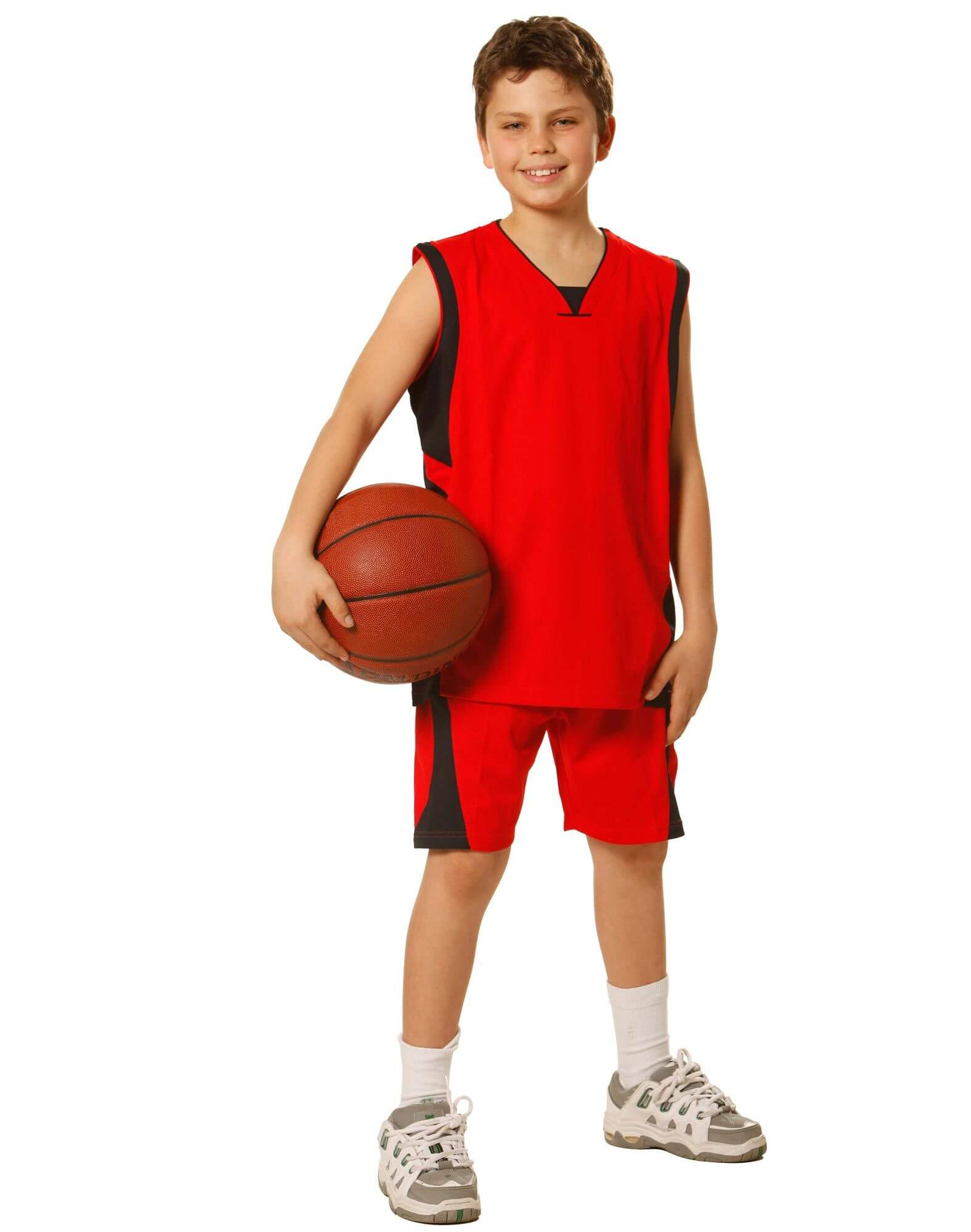 Kids Basketball Jerseys Manufacturers in Surat