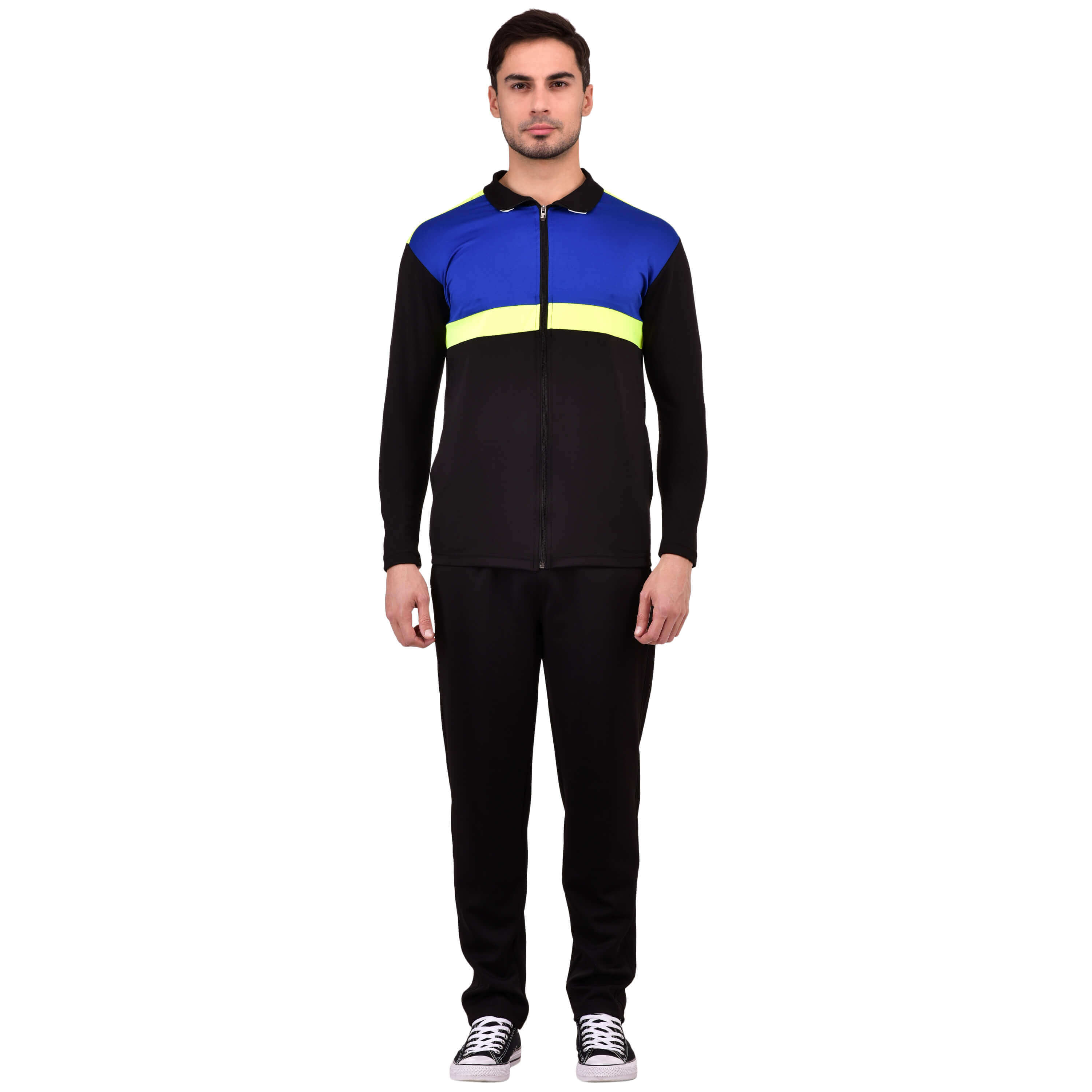 Mens Black Tracksuit Manufacturers in Saharanpur
