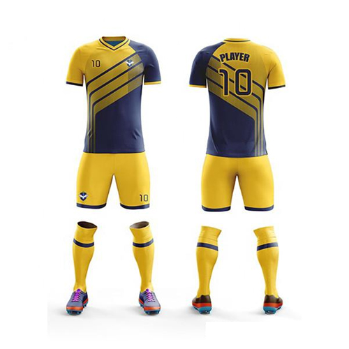 Sublimation Football Uniform Manufacturers in South Korea