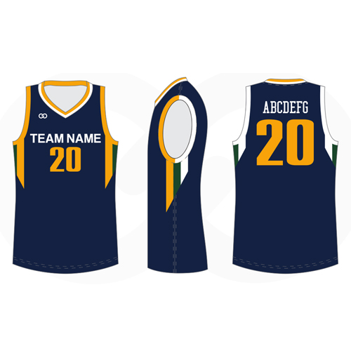 Team Basketball Jerseys Manufacturers in Australia
