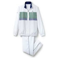 White Tracksuit Manufacturers in Salem