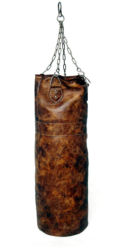 Vintage Leather Punching Bag Manufacturers, Wholesale Suppliers