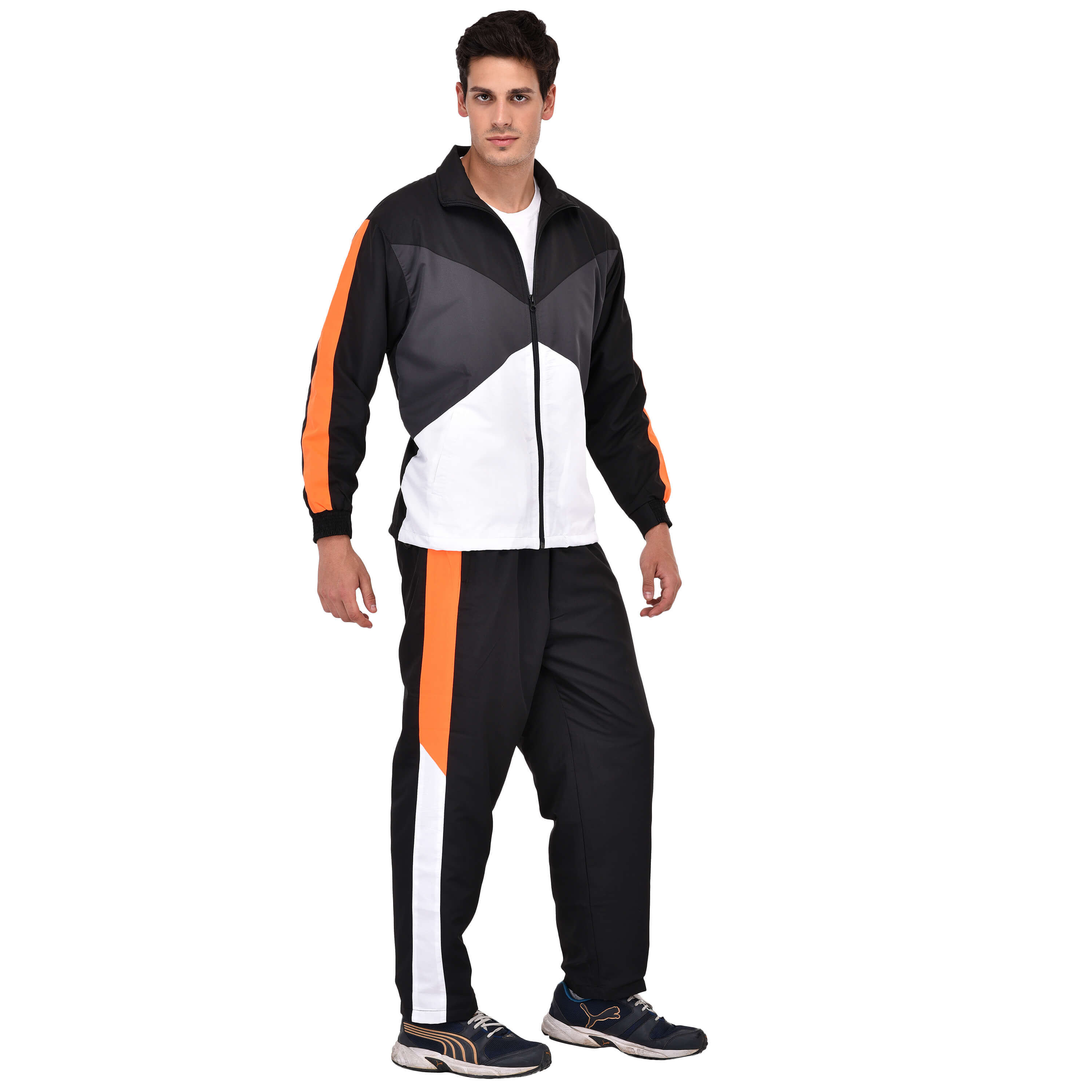 White Tracksuit Manufacturers, Wholesale Suppliers