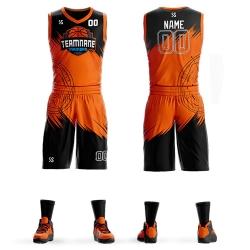 Basketball Team Uniforms Manufacturers