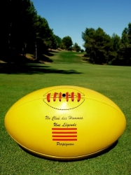 Genuine Leather Australian Football Manufacturers in agra