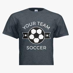 Soccer T Shirts