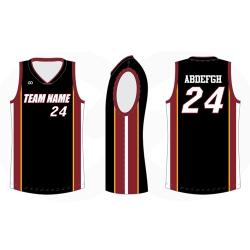 Team Basketball Jerseys Suppliers