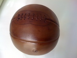Vintage Leather Basketball ball Suppliers in solapur