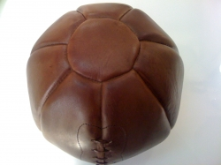 Vintage Leather Medicine Ball Suppliers in rajkot