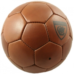 genuine leather soccer ball Suppliers