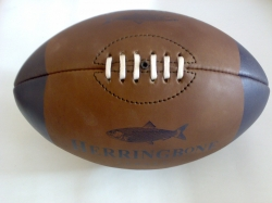 vintage leather rugby ball Suppliers in rajkot